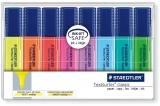 Textmarker Textsurfer Classic 364, 8 culori/set Staedtler