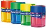 Ascutitoare cu container 511, diverse culori, Staedtler