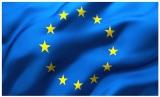 Steag Uniunea Europeana pentru exterior, 120 x 80 cm