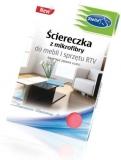 Laveta microfibra pentru mobila si aparate audio/video/tv Stella