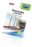 Laveta microfibra pentru geamuri, oglinzi Stella