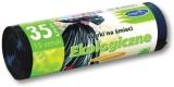 Saci menaj ecologici, LDPE, 35 L,15 buc/set Stella