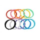 Filament PLA Creion 3D 16 culori Sun-Lu