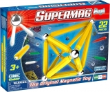 Supermag Maxi One Color - Set Constructie 22 Piese Supermag