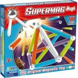 Supermag Maxi Neon - Set Constructie 44 Piese Supermag