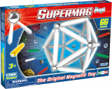 Supermag Maxi One Color - Set Constructie 66 Piese Supermag