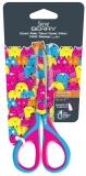 Foarfeca Berry lungime 135 cm motiv Cats 1 culori fluorescente blister SERVE