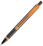 Creion mecanic 0.5 mm, Shake-It, portocaliu/negru Serve