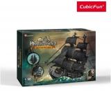 Puzzle 3D Nava Mare Queen Anne 308 Piese Cubicfun