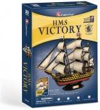 Puzzle 3D Nava Hms Victory 189 Piese Cubicfun