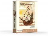 Puzzle 3D Nava Santa Maria 93 Piese Cubicfun