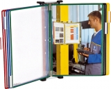 Sistem de prezentare perete metalic Tarifold