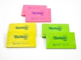 Notite adezive culori neon Tartan 127 mm x 76 mm 100 file/buc Tartan 3M
