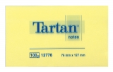Notite adezive galbene Tartan 3M 127 x 76 mm