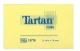 Notite adezive galbene Tartan 3M 51 x 76 mm
