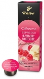 Cutie 10 capsule cafea Tchibo Cafissimo Espresso Raspberry White Choc