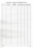 Registru jurnal incasari si plati A4 100 file
