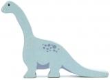 Figurina din lemn premium, Brontosaurus, Tender Leaf Toys