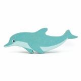 Figurina din lemn premium, Delfin, Tender Leaf Toys