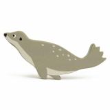 Figurina din lemn premium, Foca, Tender Leaf Toys