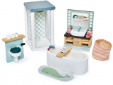 Set mobilier baie Dovetail din lemn premium, Tender Leaf Toys