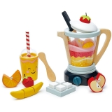 Blender pentru fructe, din lemn premium, Fruity Blender Tender Leaf Toys
