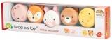 Macarons din lemn premium, Animal Macarons, Tender Leaf Toys