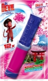 Odorizant WC gel 3 in 1, Japanese Garden, 12 floricele/set Dr Devil