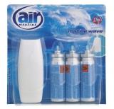 Odorizant pentru baie 3 x 15 ml Happy Spray Marine Wave Air Menline