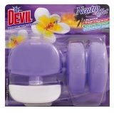 Odorizant lichid wc 3 x 55 ml Sunset Blossom 3 in 1 Dr. Devil
