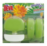 Odorizant lichid wc 33 x 55 ml Spring Jungle Dr. Devil