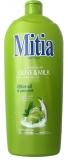 Sapun Lichid Olive Oil & Palm Milk, 1 l, Mitia