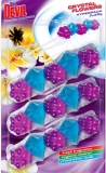 Odorizant WC Crystal Flowers Neutro Effect 3 x 30 g  Sunset Blossom Dr. Devil