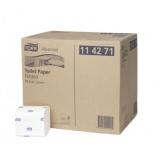 Hartie igienica pliata 2 straturi 36 pachete/bax Advanced 114271 Tork