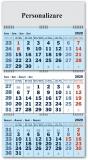 Calendar Triptic pliabil 2020