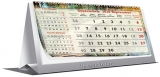 Calendar Triptic birou 2020