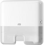 Dispenser prosoape hartie pliate Xpress Mini Multifold alb Tork