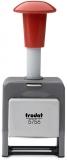 Inseriator automat cu 6 cifre suport plastic 4,5 mm Trodat