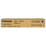Cartus Toner Cyan T-281Cec 8K 220G Original Toshiba E-Studio 451