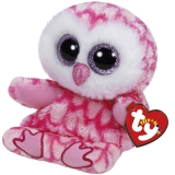 Jucarie plus 15 cm Peek a Boos MILLY owl TY