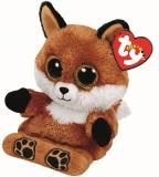 Jucarie plus 15 cm Peek a Boos SLY fox TY