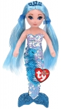 Jucarie plus Sirena 27 cm Mermaids Indigo Aqua Mermaid TY