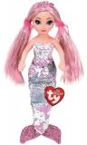 Jucarie plus 45 cm Mermaids Cora Pink Mermaid TY