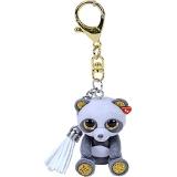 Jucarie plus cu breloc 7 cm Mini Boos Chi panda TY