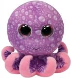 Jucarie Plus 24 cm Beanie Boos Legs purple octopus TY