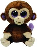 Jucarie Plus 15 cm Beanie Boos Coconut monkey TY