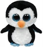 Jucarie Plus 15 cm Beanie Boos Waddles penguin TY