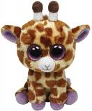 Jucarie Plus 15 cm Beanie Boos Safari giraffe TY