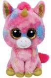Jucarie Plus 15 cm Beanie Boos Fantasia multicolor unicorn TY
