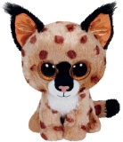 Jucarie Plus 15 cm Beanie Boos Buckwheat brown linx TY